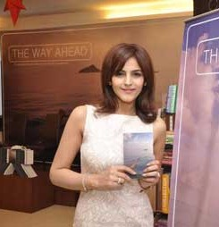 "Tamanna C's ""The Way Ahead"" Book Launch 